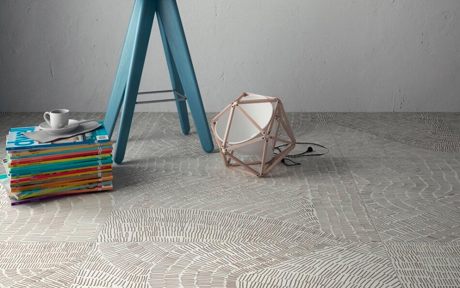 Moderne tegels